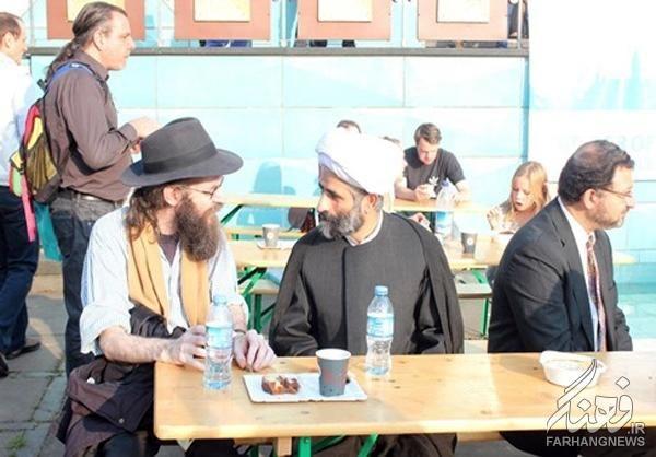 بازدید ۵۰۰۰ آلمانی از مسجد امام علی(ع)+تصاویر