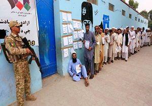 پایان رایگیری انتخابات ریاستجمهوری در افغانستان