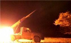 یمن با موشک پادگان سعودی ها را در هم کوبید
