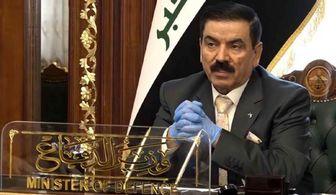 وزیر دفاع عراق: ایران در جنگ علیه داعش کنار ما ایستاد