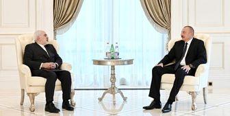 نظر علیاف درباره  روابط ایران و جمهوری آذربایجان
