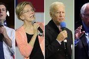 بازگشت بایدن به رتبه اول نامزدهای دموکرات و سقوط «الیزابت وارن»