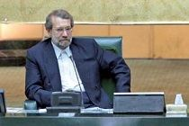 لاریجانی: ادامه سرپرستی مرتضوی غیرقانونی است