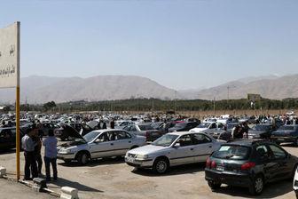 خودروهای زیر ۷۰ میلیون بازار تهران
