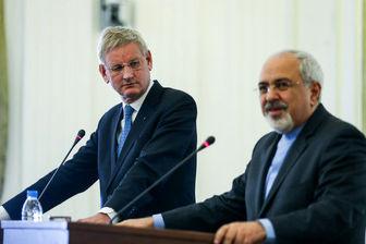 پست توئیتری مقام اروپایی برای سخنان ظریف