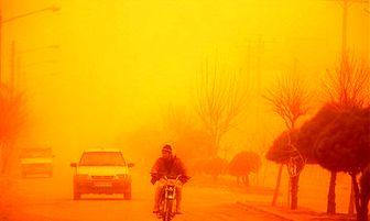ریزگردها، تهدید امنیت زیستمحیطى