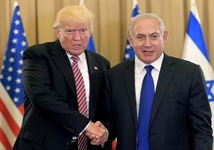 تشکر نتانیاهو از ترامپ