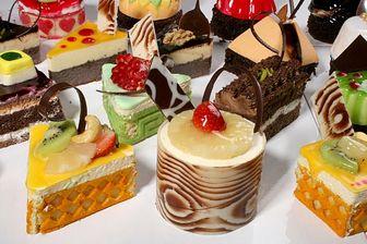 با خیال راحت شیرینی بخورید!