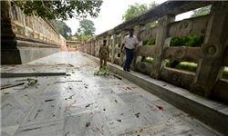 وقوع ۶ انفجار پیاپی در یک معبد بودائی مهم در هند