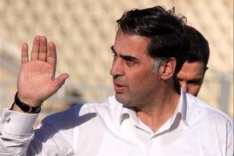 کناره گیری سعید آذری از هیات رئیسه فدراسیون فوتبال