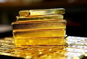 قیمت جهانی طلا در 22 مهر 99