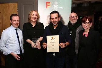 جایزه ایرلندیها برای «شهربازی» ایرانی