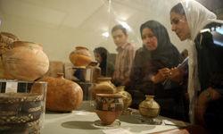 نجات اشیای تاریخی موجود دردیوارهای موزه ملی