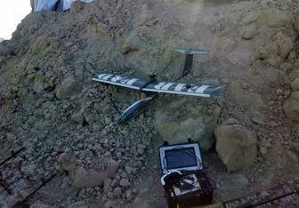 اولین تصاویر از جدیدترین پهپاد دست پرتاب ایرانی