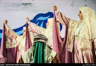 جشن ازدواج ۵۰ زوج مددجوی کمیته امداد در حمیدیه برگزار شد