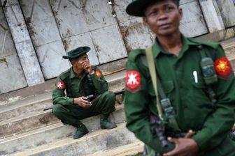 دهها زخمی در درگیری کارگران اخراجی کارخانهای در میانمار