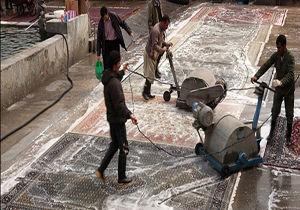 تعرفههای جدید قالیشویی