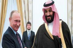 توافق نظامی بین مسکو و ریاض امضاء میشود