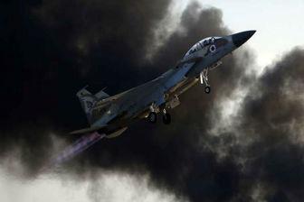 پرواز جنگنده های رژیم صهیونیستی بر فراز جنوب لبنان