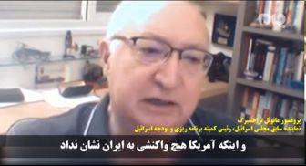 روایت رئیس برنامه و بودجه رژیم صهیونیستی از قدرت ایران/فیلم