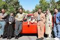 رضا عطاران با «هزارپا» به سینماها می آید/عکس