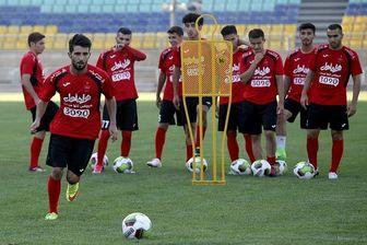 ترکیب پرسپولیس برای بازی با السد مشخص شد