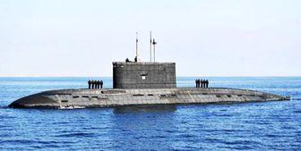 ایران زیردریایی 3200 تُنی میسازد