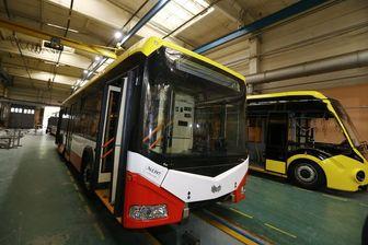 توافق برای تولید اتوبوسهای هیبریدی و برقی در ایران