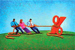 افزایش نرخ سود سپردهها در دستور کار است