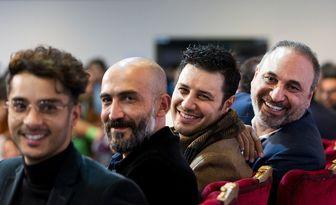 حاشیه های سومین روز جشنواره فیلم فجر