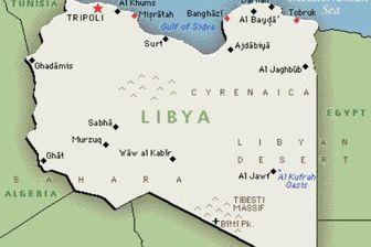 تلاش کشورهای خارجی برای تجزیه جنوب لیبی