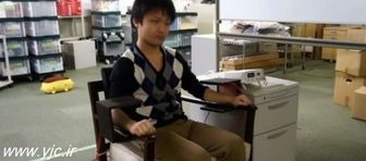 صندلی ویژه فیلم ترسناک + عکس