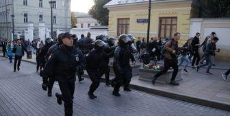 سخنگوی کاخ کرملین: اعتراضهای اخیر بحران ایجاد نکرده است