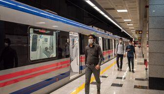 بهرهبرداری از 2 رام قطار جدید پایتخت از ۲۸ تیر