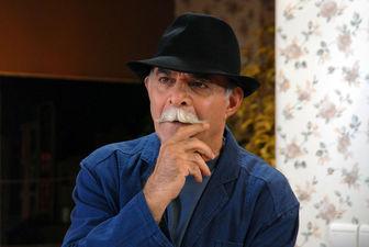 سیروس گرجستانی بازیگر جدید «مرد»