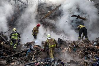 تدفین جان باختگان حادثه پلاسکو رایگان است