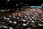 ترافیک سنگین در جاده چالوس و آزادراه کرج-قزوین