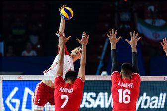 ایران ۱ - لهستان ۳ /دیدار ایران - برزیل جدال برای بقا در جام