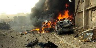 انفجار در نزدیکی مقر سازمان بدر عراق