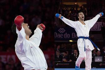 کاراته کاران ایرانی به صدر رنکینگ فدراسیون جهانی رسیدند