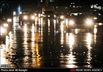 تشدید بارش ها در شمال کشور