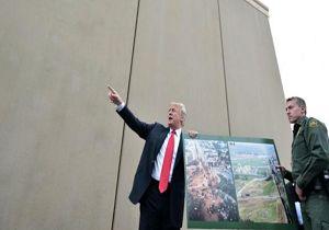 تصمیم ترامپ برای استقرار نیروهای ارتش آمریکا در مرز با مکزیک