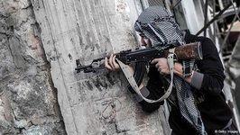 درگیری های سوریه به خاک عراق کشیده شد