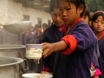 بحران غذا در جهان
