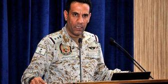 ائتلاف سعودی مدعی انهدام 6 موشک یمنی شد