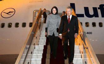 رئیس جمهور فنلاند به تهران آمد