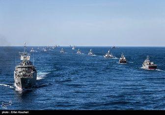 آغاز رزمایش دریایی ایران و پاکستان