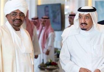 خشم عربستان از سودان
