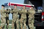 کشته شدن نظامی آمریکایی در افغانستان