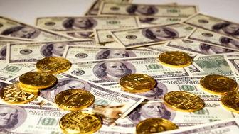 تغییر پناهگاه سرمایهگذاران از طلا به دلار